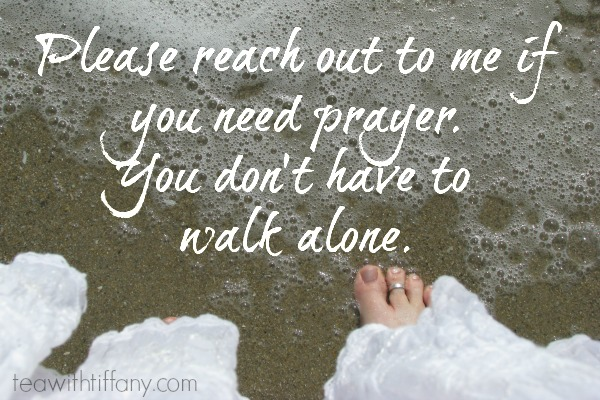 Desperately Need Some Prayer